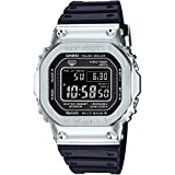 G-Shock By Casio Men's Digital GMWB5000-1 Watch Resin Japan-Automatic Stainless Steel Silver